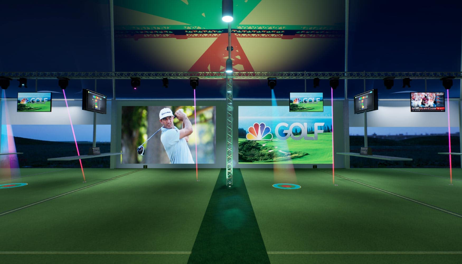 5 Major Reasons Golf Entertainment Gaming Systems Serve Traditional Golf