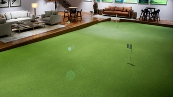 SmartGreen Putting and Gaming Entertainment System